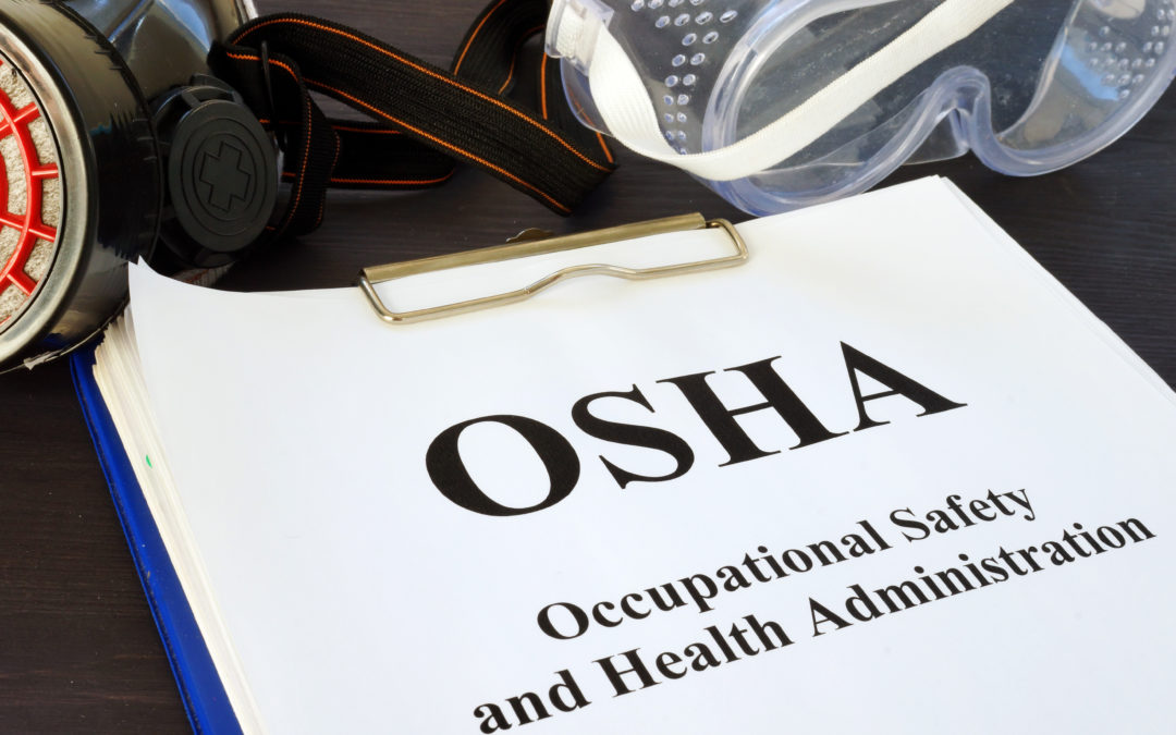 OSHA Revised COVID-19 Case Reporting and Updated Response Plan